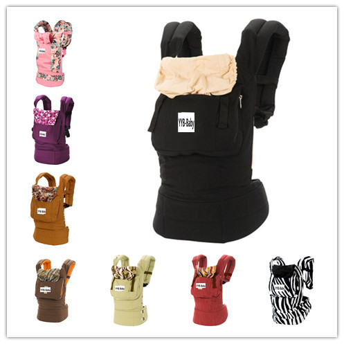Free shipping Organic cotton baby carriers best quality America infant backpack kid carriage baby wrap sling activity&gear child(China (Mainland))