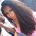 Brazilian Human Hair Short Kinky Curly Lace Front Wigs Virgin Hair Short Kinky Curly Full Lace Wigs Glueless For Black Women