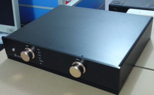 Integrat ST4309 MBL6010 Power amplifier chassis