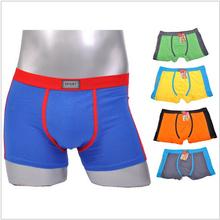 D0058 Male boxer Cotton High quality 6 color man underwear male trunk hot sale Men's Clothing Underwear Sports men shorts