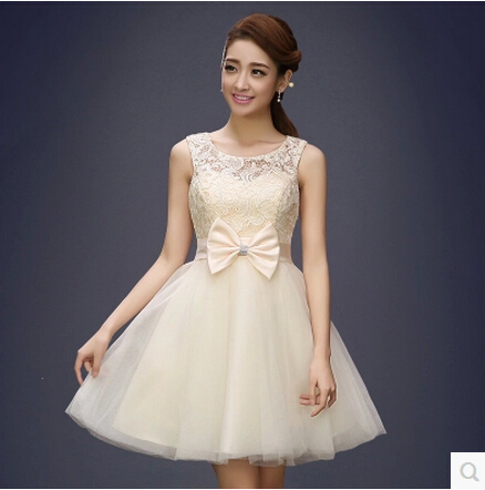 Short Designer Evening Dresses 9