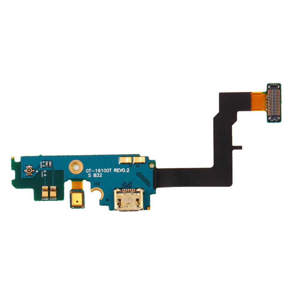 1pc Dock Connector Charging USB Port Flex Cable for SamSung Galaxy S2 i9100 i777 Hot Worldwide(China (Mainland))