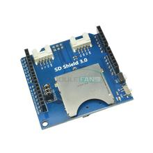 2 one SD Card TF Arduino Shield UNO R3 Mega 2560 CF - ModuleFans store