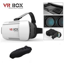 Buy VR Box Vrbox Casque Video 3 D Gerceklik Google Cardboard Virtual Reality Goggles 3D VR Glasses Smartphone Helmet Headset Lens 3D for $10.53 in AliExpress store
