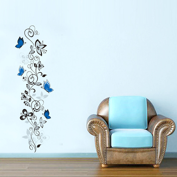 Buy Home Decor Of Cute Butterfly Flowers