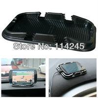 Multi-functional Rubber Mobile Phone Shelf car Anti Slip pad antiskid mat For MP3/ IPhone/ Cell Phone Holder