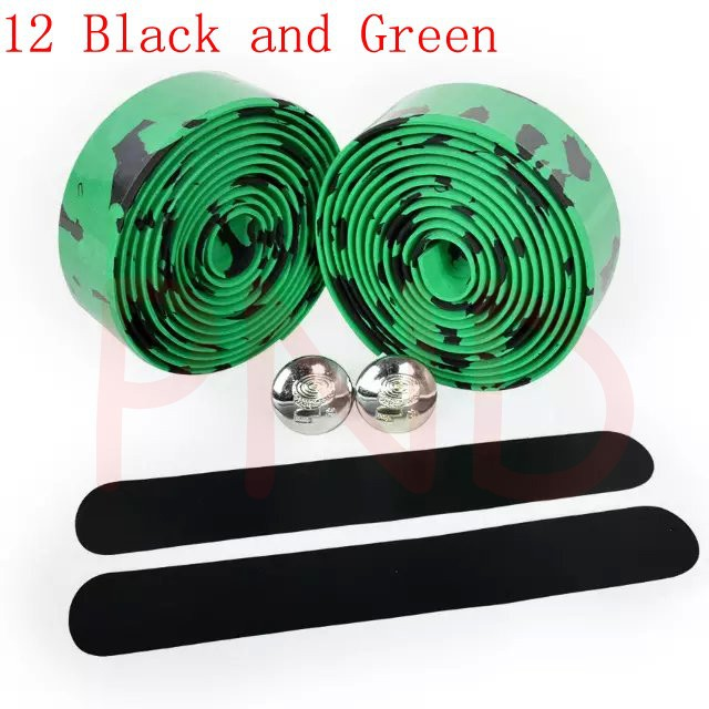 12Black and Green