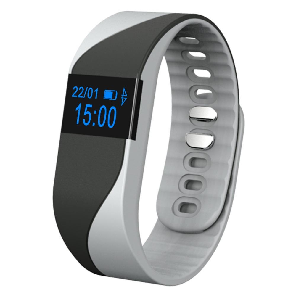 Bluetooth Bracelet Cardiaco Smartwatch Bracelet Pulseras Pulsometro Deportivos for Huawei Samsung iPhone(China (Mainland))