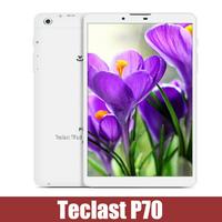 Original Teclast P70 3G 7inch Phone Call Tablet PC Octa Core 64Bit Processor MTK8392 1280*800 IPS 1GB LPDDR3 8GB GPS Android 4.4