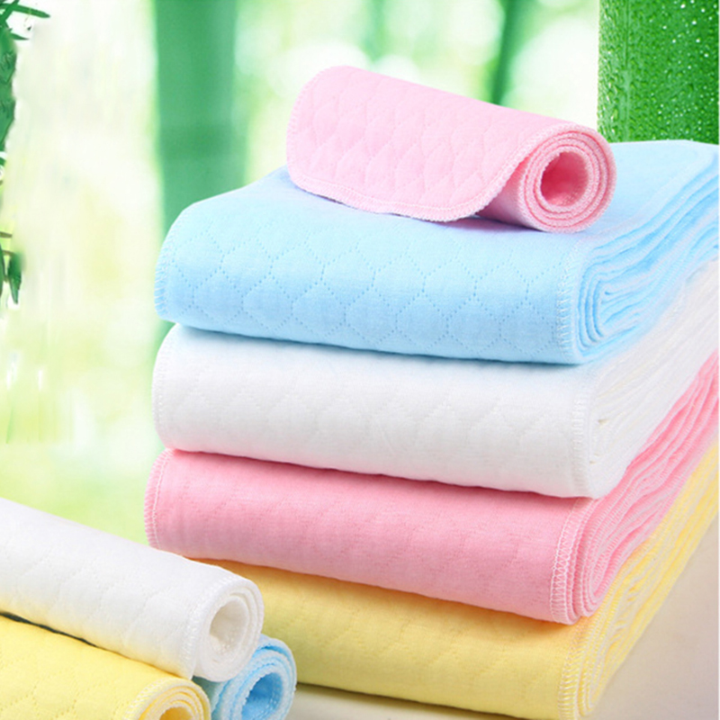 3 Layers Happy Flute Bamboo Fiber Baby Reusable Suitable Infant Couche Lavable Washable Infants Cloth Diapers Cover Nappies(China (Mainland))