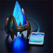 Star Craft II Protoss Pylon USB Charger Desktop Power Station Blizzcon Brand New(China (Mainland))