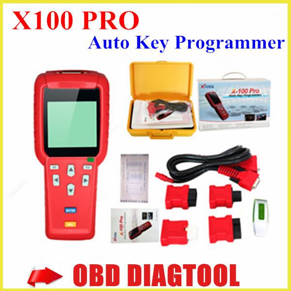 DHL FREE 2015 Xtool X100 pro Auto Key Programmer X100 ...