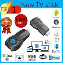 Vsmart v5ii ezcast smart tv stick media player with function of DLNA Miracast better than android tv box chromecast mk808 mk908