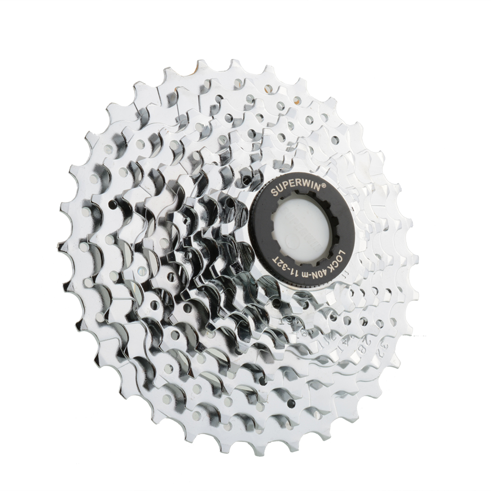 Велосипедная звезда Brand new 9 11/32 Freewheel MTB 41685