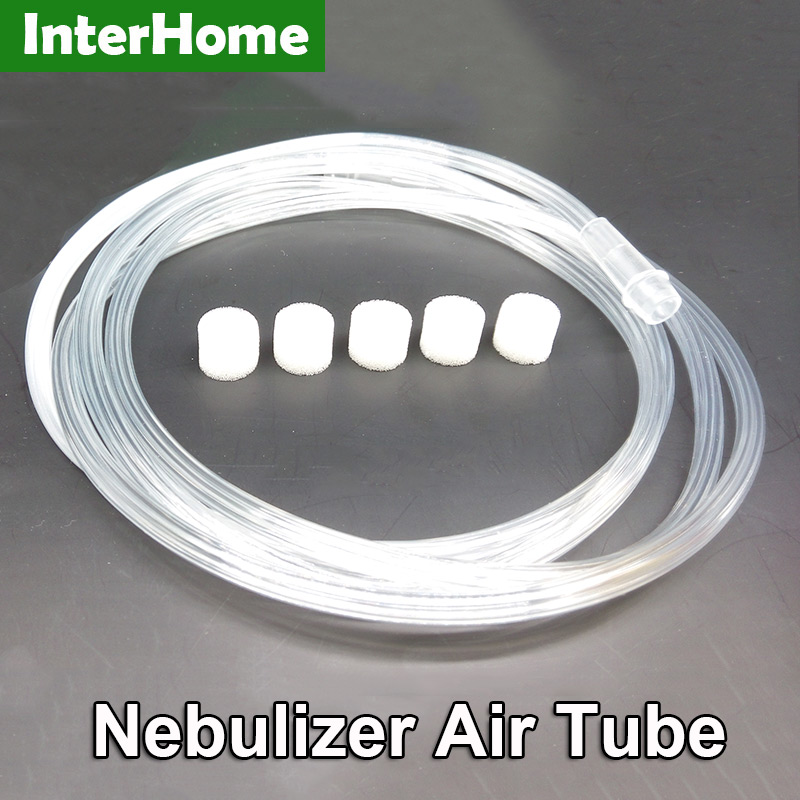New Atomizer Air Tube Air Compressor Nebulizer Home Health Care Allergy Inhaler Aerosol Medication Atomization Therapy Accessory(China (Mainland))