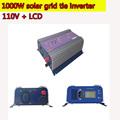 1000W Grid Tie Inverter LCD 110V Pure Sine Wave DC to AC Solar Power Inverter MPPT