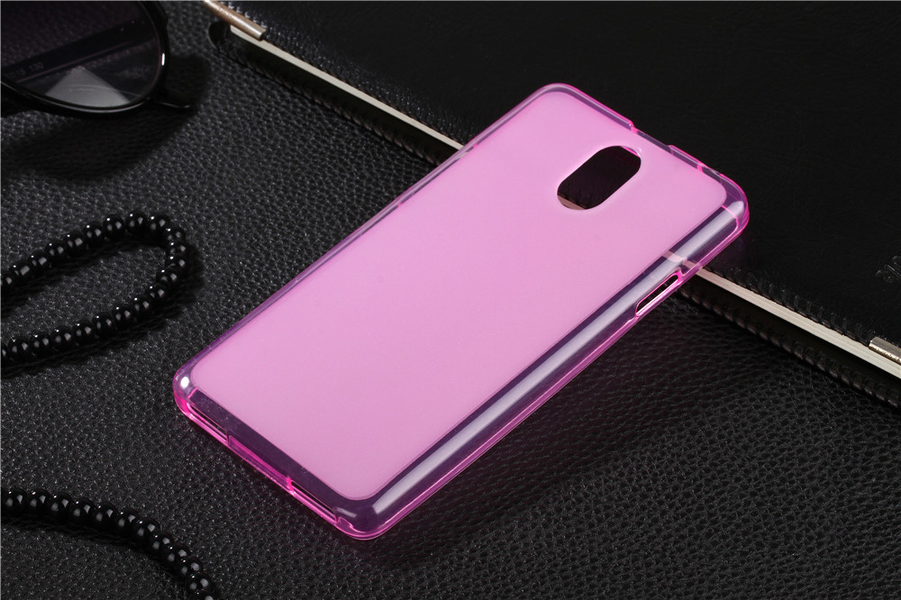 For Lenovo VIBE P1M Silicon TPU protecter case Transparent back cover mobile phone case phone case For Lenovo VIBE P1M(China (Mainland))