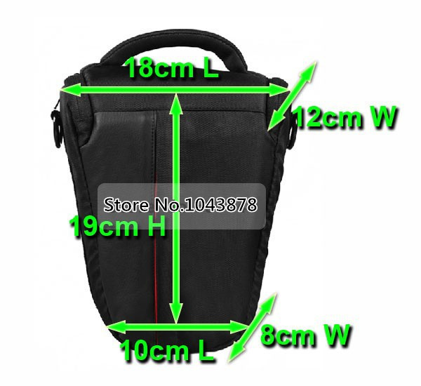 New Waterproof Camera case bag for Nikon D3000 D3100 D5000 D5100 D60 D50 D40 #1(China (Mainland))