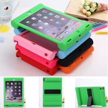 New Protective EVA Handle Stand Shockproof Kids Safe Foam Case Cover Stand for iPad Mini 1 2 3 Retina