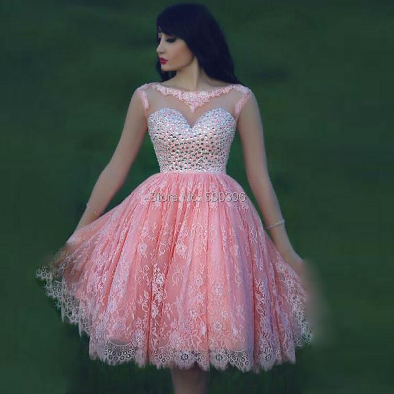 Moderno Vestidos De Fiesta De Cristal Galería - Ideas de Vestido ...