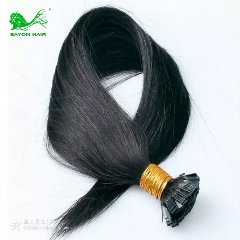 Flat Bonded Hair Extensions 81