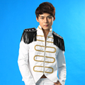 S 5XL 2016 Fashion Male costume set band clothes tube dance performance wear male stage costumes