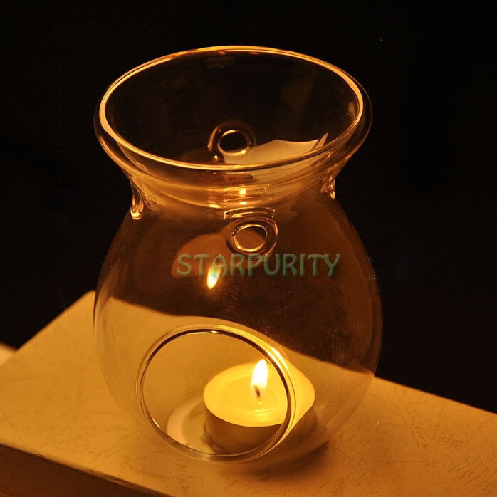 how to turn on candle oil burner