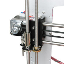 Upgraded High Precision Aluminum frame Reprap Prusa i3 DIY 3D Printer Kit with Free LCD Easy