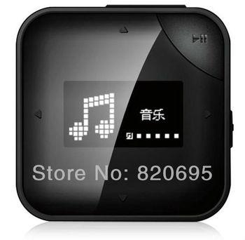 VX330 4G 1.0' oled pure tone mp3 fm radio 20 hours ultra long