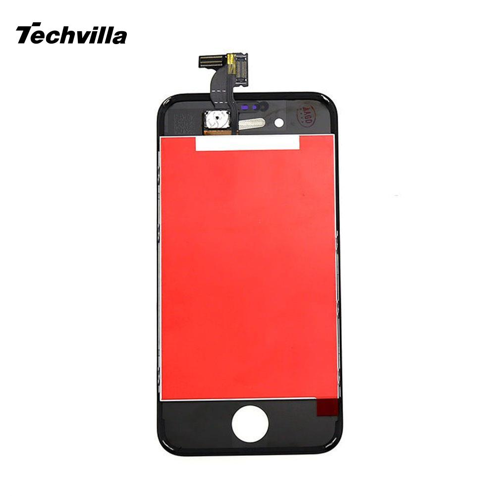 Replacement LCD + Touch Screen Digitizer Assembly For iPhone 4S +Tools Black(China (Mainland))
