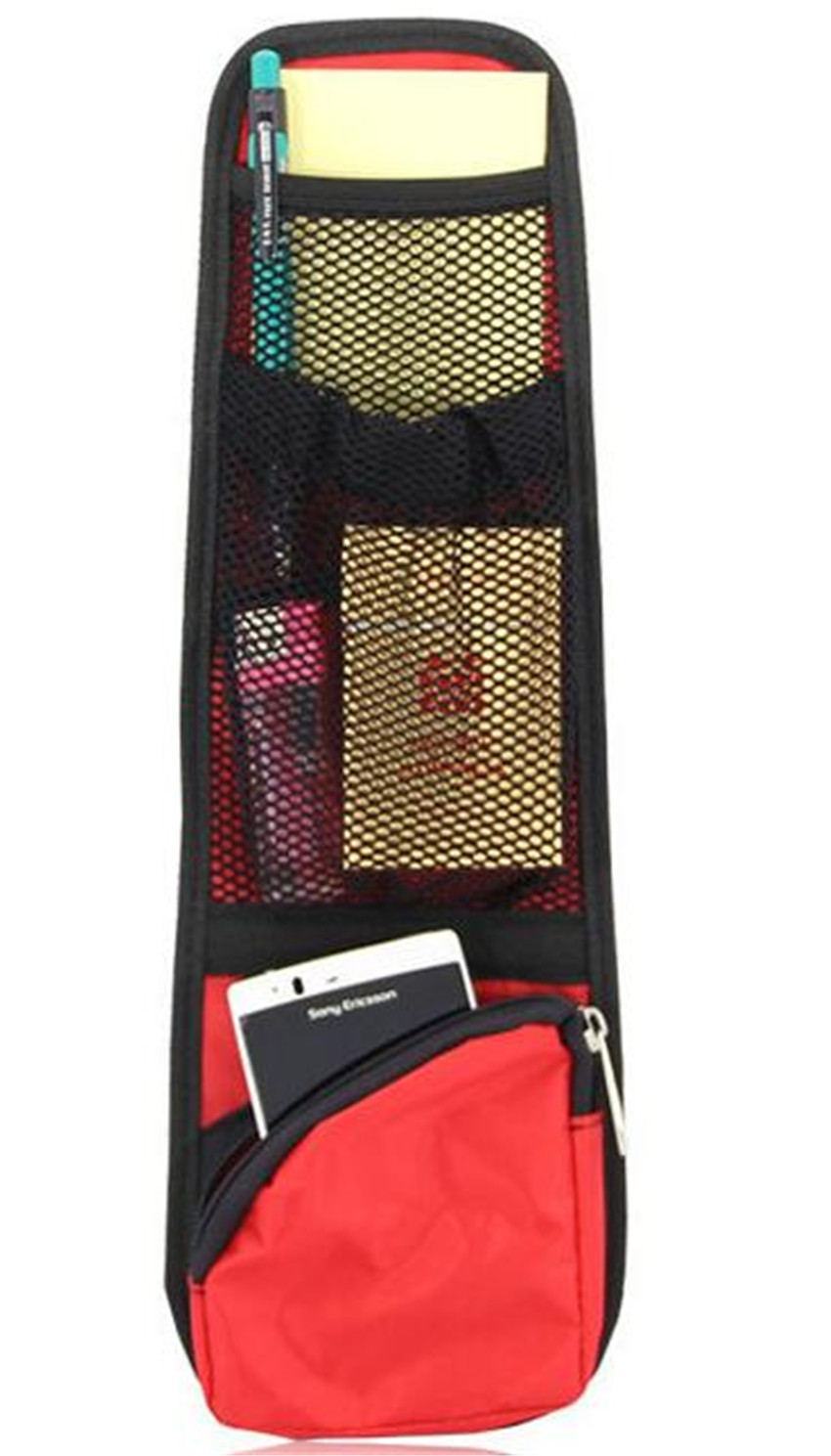 hot sale Multifunctional vehicle storage bag can be placed at position, containing drinks, cola, mobile phone etc..car styling(China (Mainland))