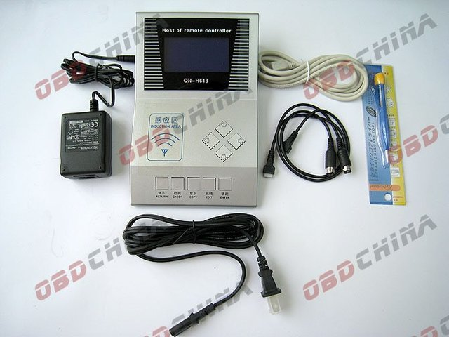 Host of Remote Controller (QN-H618)  (Host of remote duplicator,machine,remote key cutting machine)