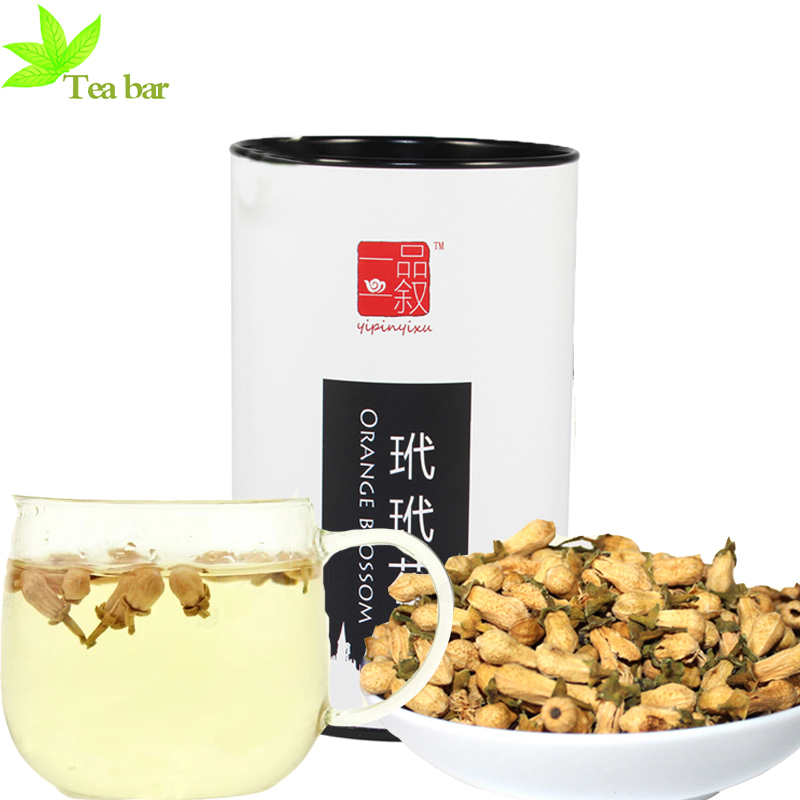 Toi Toi tea Special offer wholesale scented tea 50g Thin abdomen Fat Reducer Organic food Exquisite Box Orange Blossom HT002<br><br>Aliexpress