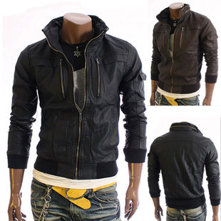2015 Sale Limited Turn down Collar Acetate Zipper No England Style Polyester Woven Conventional Slim Baseball