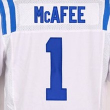 MENS #1 PAT MCAFEE#110 Donte Moncrief#12 Andrew Luck#13 T.Y. Hilton#23 Frank Gore#52 D'Qwell Jackson#58 Trent Cole# Jerseys(China (Mainland))