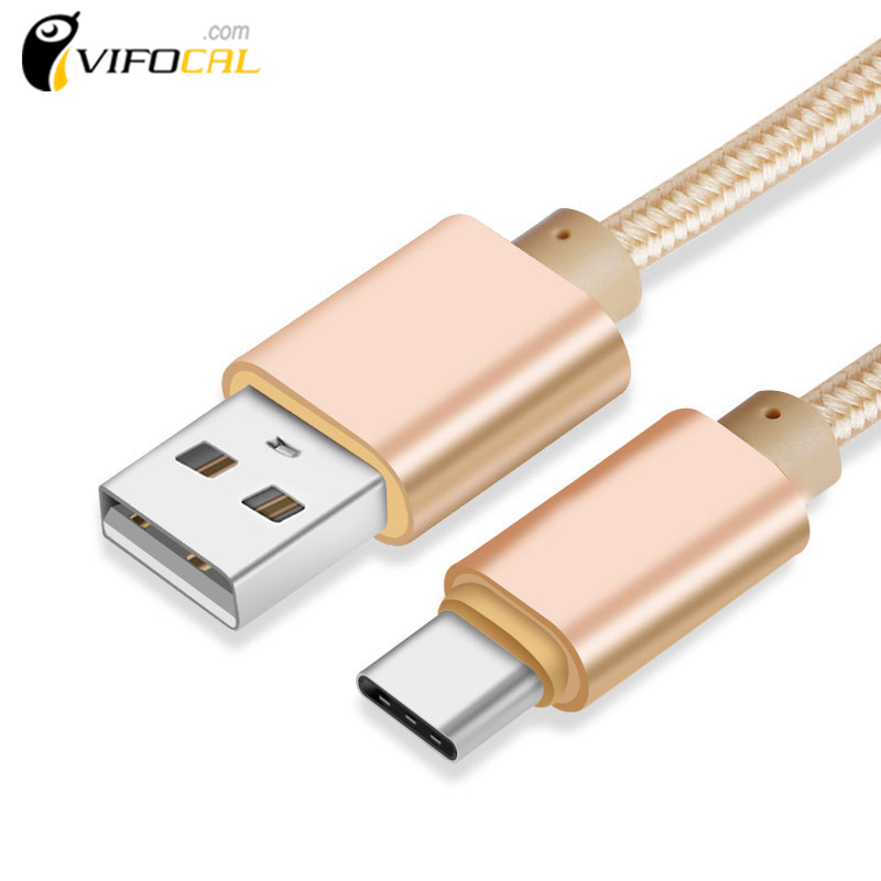 For Xiaomi Mi 5S Type-C USB Cable Type C 3.0 Data Transmission Fast Sync Charger Cable For Mi5S Plus Meizu X(China (Mainland))