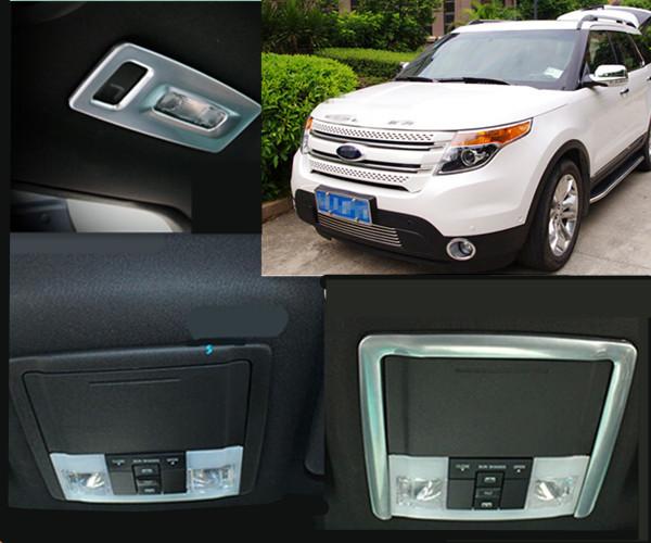 Хромовые накладки для авто 3pcs Ford 2011 авто бу ford trnzit