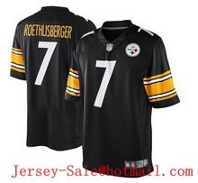 100% Stitiched,Pittsburgh Steelers,Ben Roethlisberger,artie burns,Troy Polamalu,leveon bell, Antonio Brown,Bryant,customizable()