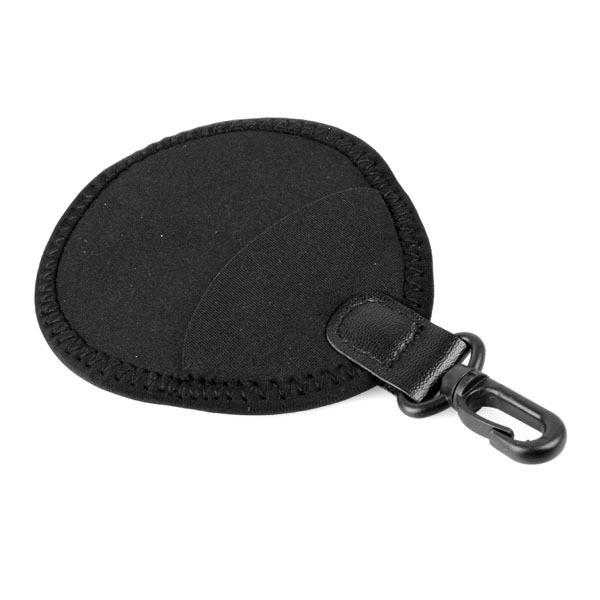 Lens Filter bag Wallet Case 2 pockets For 25mm - 77mm(China (Mainland))