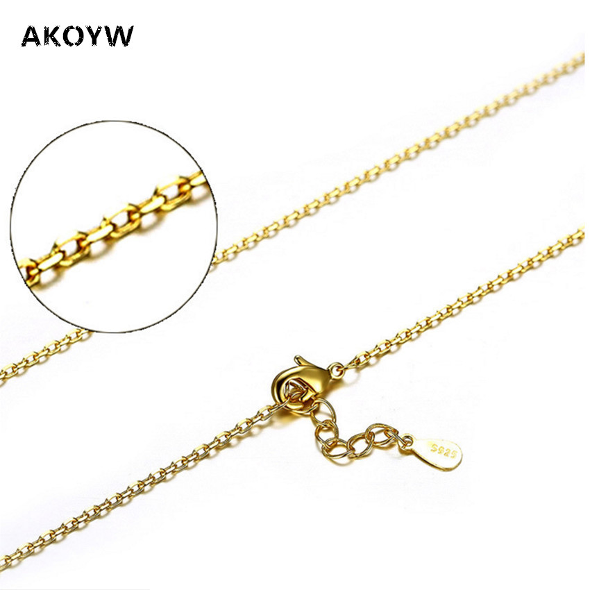 High imitation golden O word necklace cross necklace female temperament high quality fashion jewelry 40CM(China (Mainland))
