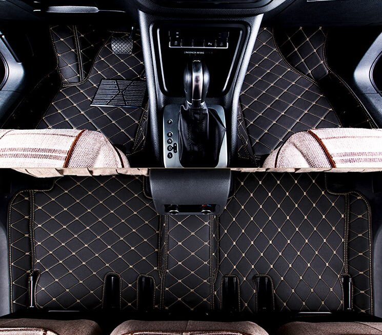 New arrival! Custom special floor mats for Ford Mustang 2doors 2016 Easy to clean durable carpets for Mustang 2015,Free shipping(China (Mainland))