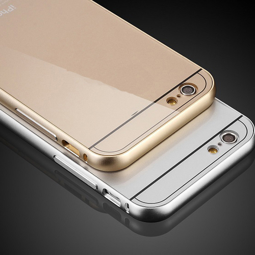 Deluxe Super Slim Aluminum Metal Hybrid Hard Mobile Phone Case For Apple iPhone 5 5S Durable Protective Back Cover Bag 1pcs/lot(China (Mainland))