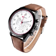 Fashion Brand  Leather Strap Unisex Watches Lovers Hours Clock Women Watches Montre Femme Relogio Relojes Quart Watches
