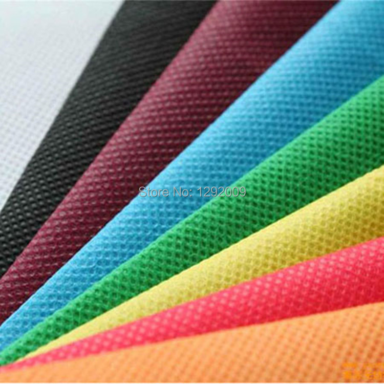 cheap wholesale high quality 80g Non-woven polypropylene (PP),nonwoven bags aprons, health care with a cloth, industrial fabrics(China (Mainland))