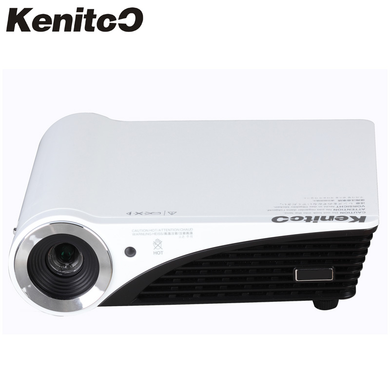 Build-in 4 Core CPU And Bluetooth Smart 3D DLP Projector Win10 OS Support 4K Full HD Home/Business Use Proyector Free Shipping