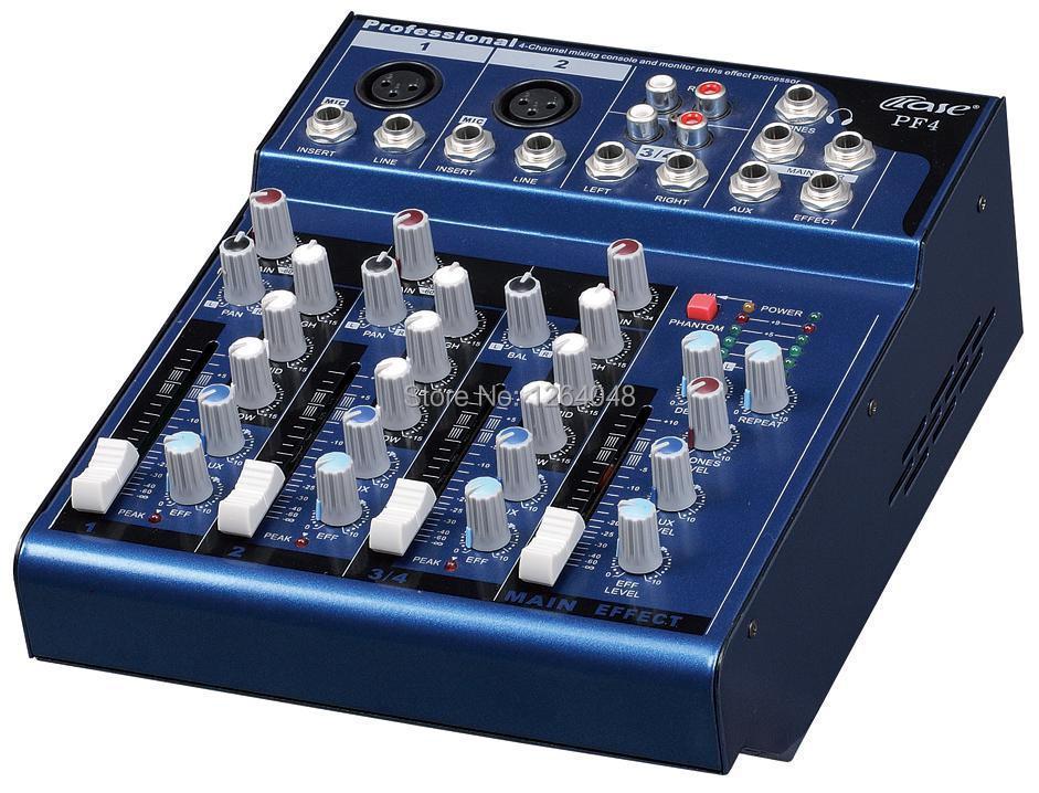petite console audio
