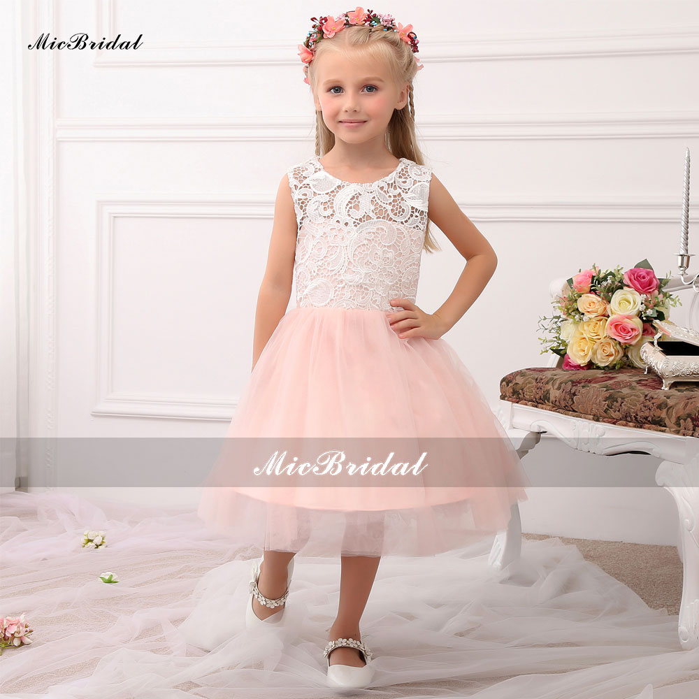 Discount Flower Girl Dresses Peach Expensive Wedding Dresses Online