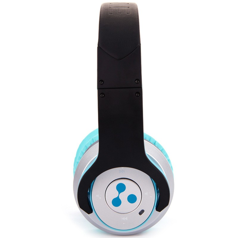 Syllable G800 Stereo Bluetooth 4.0 Headphone 1.8 Times HIFI 3.5mm 100 Meter 320 Hours Standby Double Microphone Headset