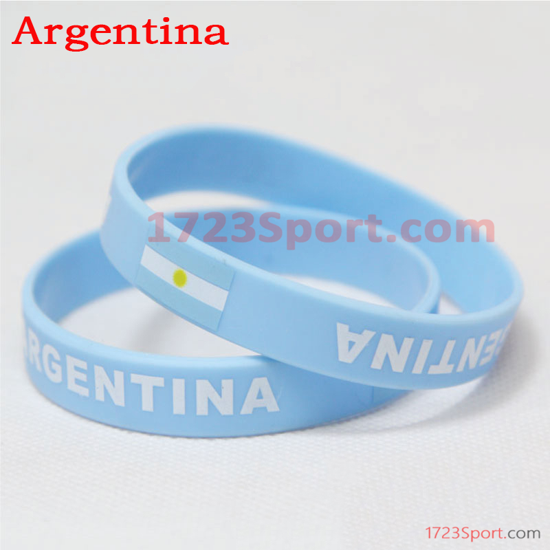 United States Sports Bracelet United States Fans Silicone Wristbands USA Football Basketball Baseball Cheer Supplies Souvenir