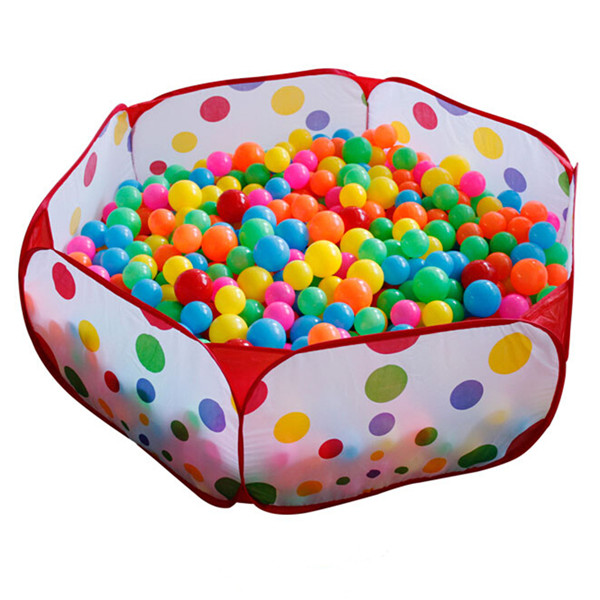2015 Hot New The Cow Children Tent Game Ball Pits Pool Foldable Children Ball Pool Outdoor Fun Sports educational toy(China (Mainland))